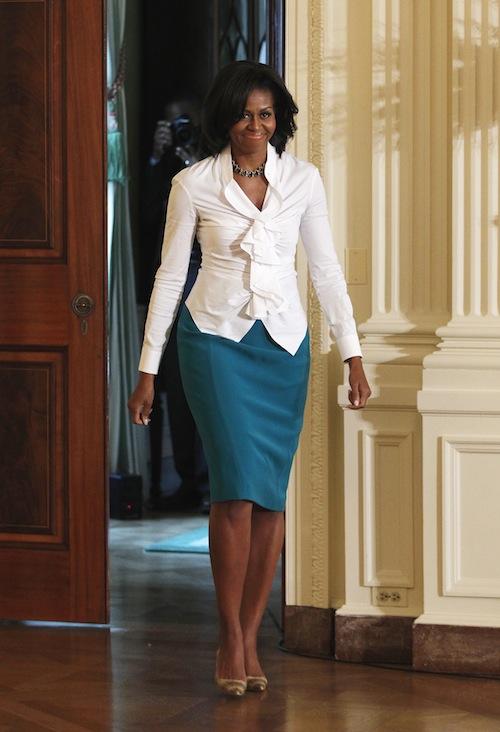 Michelle Obama fashion | Polly Partisan Weblog